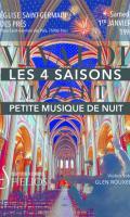Les 4 Saisons de Vivaldi Intégrale / Petite Musique de Nuit de Mozart