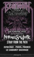BEARTOOTH + MOTIONLESS IN WHITE + STRAY FROM THE PATH