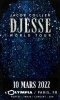 JACOB COLLIER - DJESSE WORLD TOUR