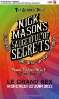 NICK MASON'S - SAUCERFUL OF SECRETS