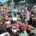 Boeuf géant (viens avec ton instrument et viens chanter) et concerts