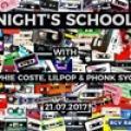 Night's school W/