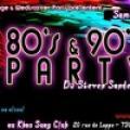 Nuit Années 80 90 au Ks ! Soirée Crazy  80's & 90's Party !